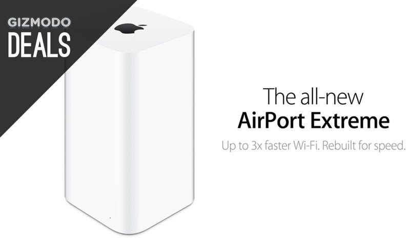 Illustration for article titled Airport Extreme 802.11ac, Bluetooth Ear Warmers, Canon L [Deals]