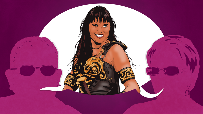 Meet The Creators Who Are Masterminding The Return Of Xena Warrior