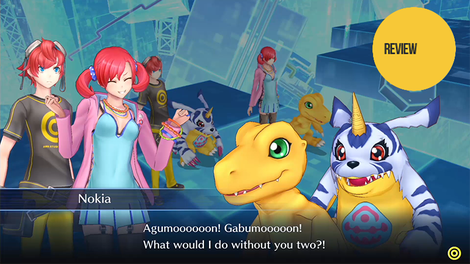 Digimon World: Next Order Is Very Complex