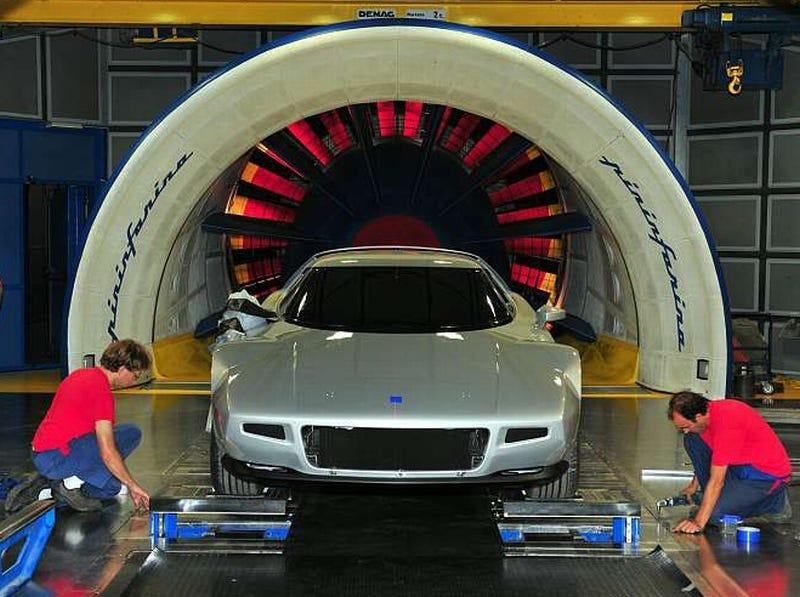 New Lancia Stratos Is Ferrari F430 Based