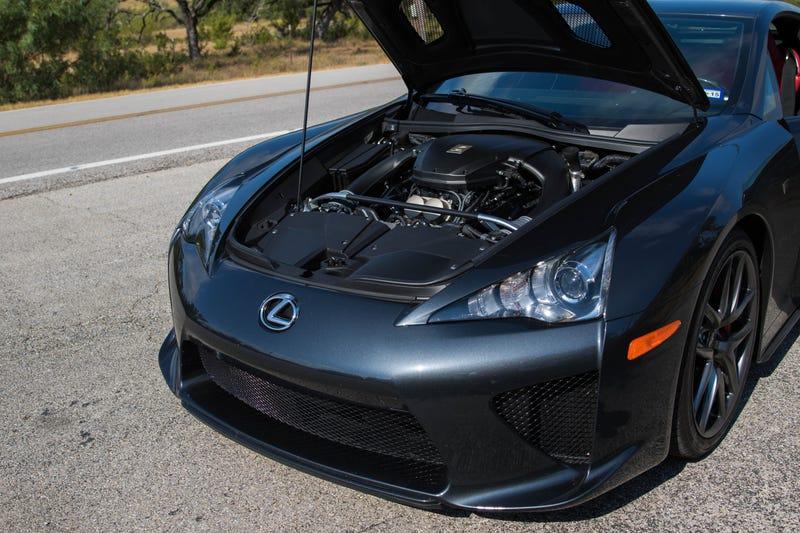 The Lexus LFA Is The Most Misunderstood Modern Supercar
