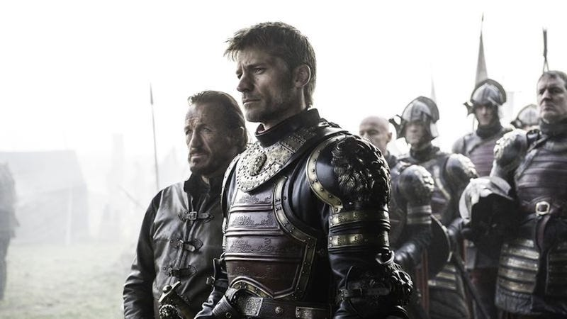 Illustration for article titled Jaime Lannister fans, this one's for you