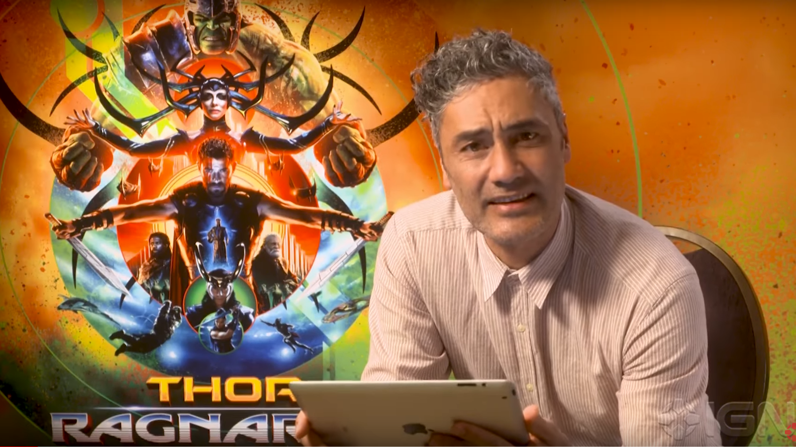 Thor: Ragnarok Director Taika Waititi Responding to Internet Commenters is a Pure Joy