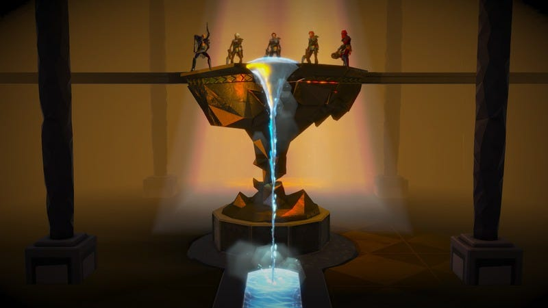 Illustration for article titled A 300-year war drags on in Double Fine's Massive Chalice