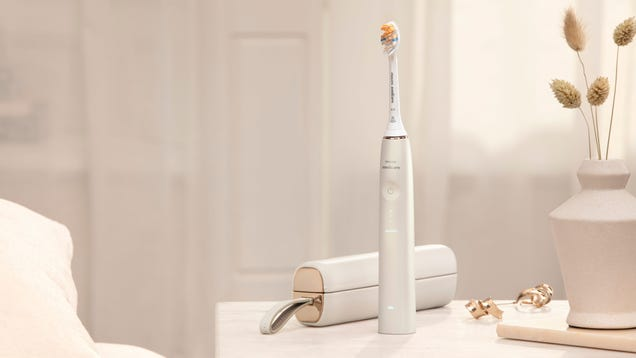 Philips Has a New Smart Toothbrush That Adapts as You Brush