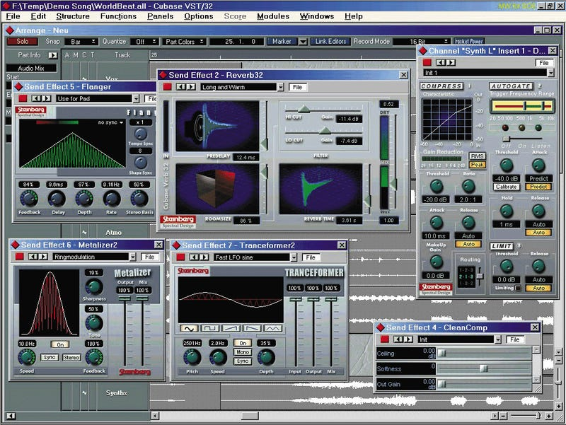 free  software singing recording studios