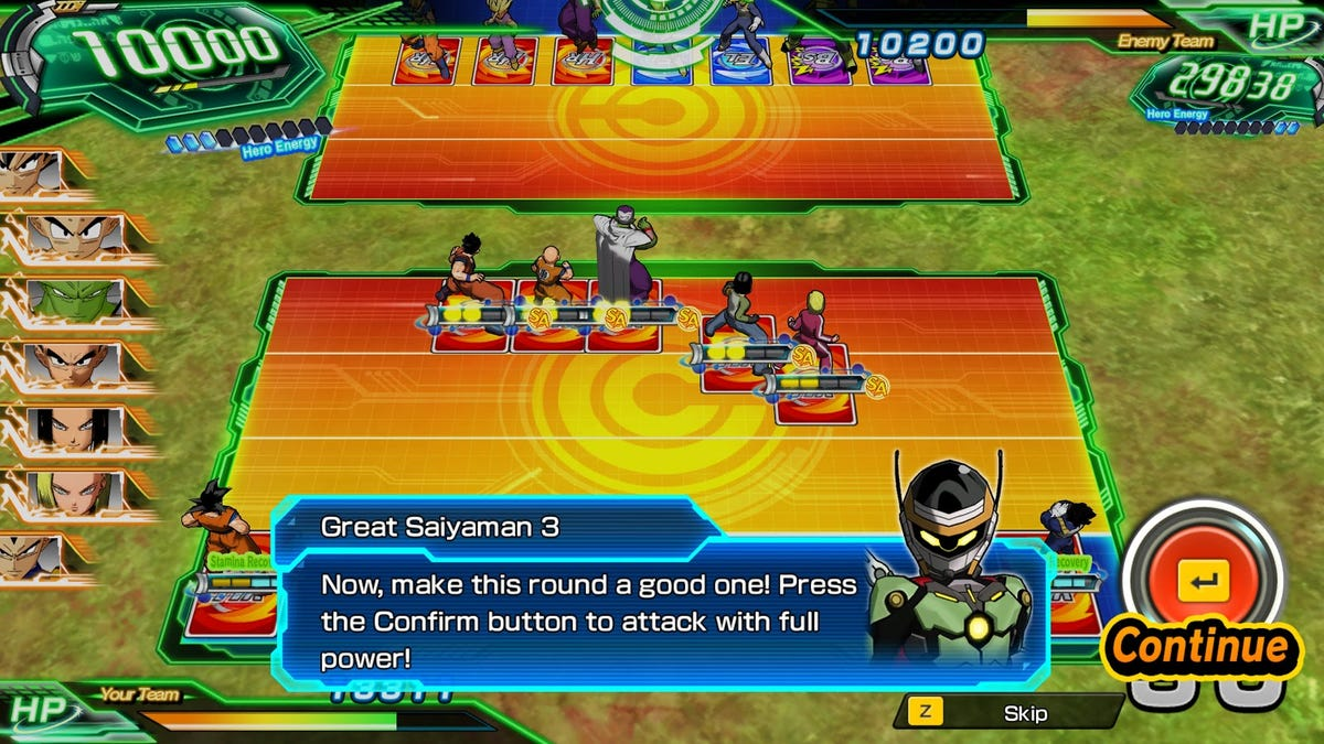 Super Dragon Ball Heroes: World Mission Is A Very Japanese Card Game