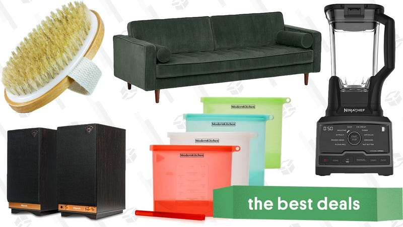 Illustration for article titled Tuesday's Best Deals: Casper Mattresses, Ninja Kitchen Gear, Amazon Furniture, and More