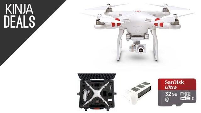 kinja deals quadcopter