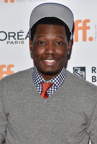 Actor Michael Che attends the Top Fivepremiere during the 2014 Toronto International Film Festival at Princess of Wales Theatre Sept. 6, 2014, in Toronto.Alberto E. Rodriguez/Getty Images