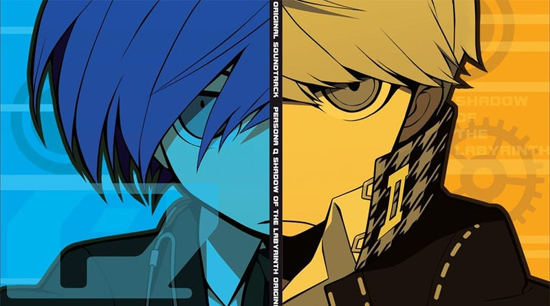 Illustration for article titled Persona Q's Battle Music Refuses to Leave My Head