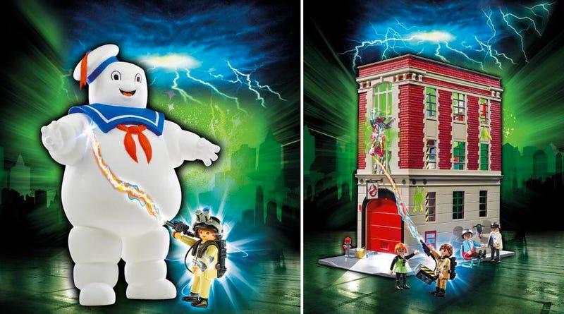 """Résultat de recherche d'images pour """"playmobil ghostbuster"""""""