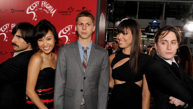 Why are we just now finding out that Michael Cera and Aubrey Plaza used to date?