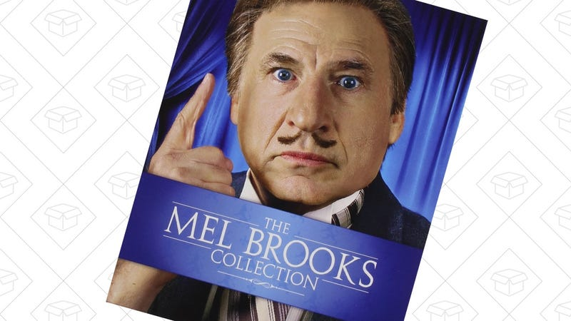 Mel Brooks Collection | $30 | Amazon