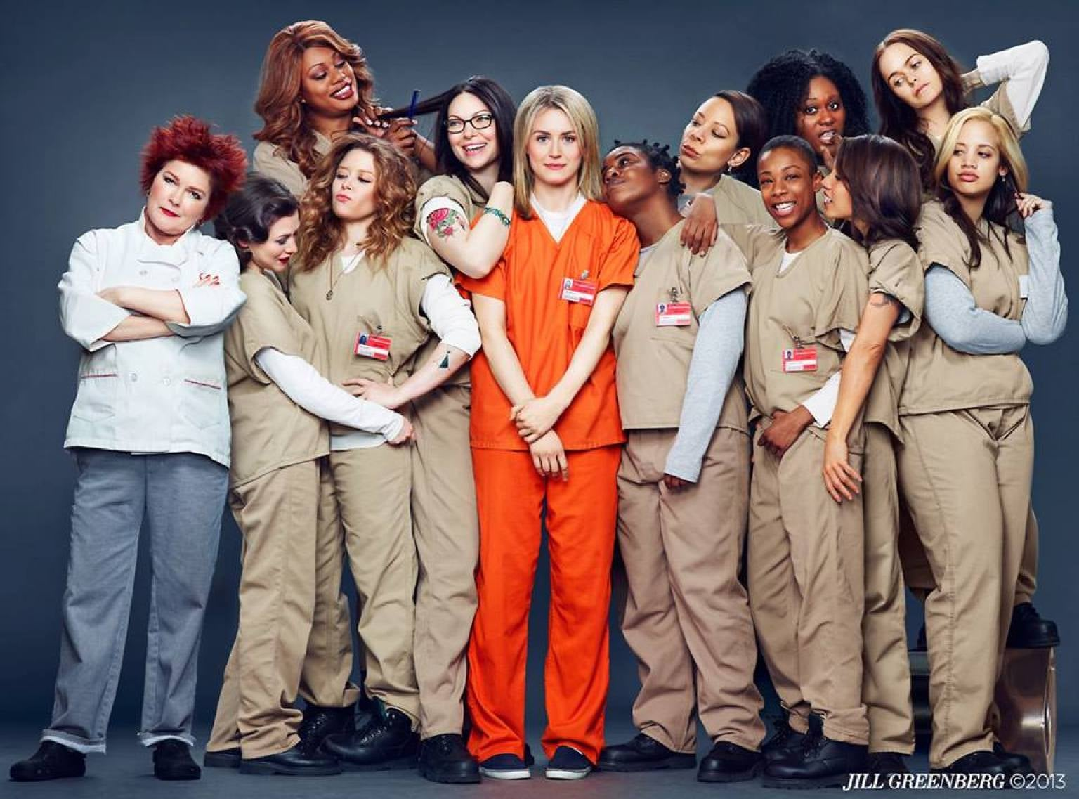"""Which """"Orange is the New Black"""" Character are You?"""