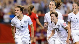 USWNT Reach Their Potential, Beat Germany 2-0