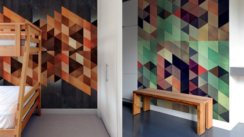 Illustration for article titled Dress Up Your Home with These Patterned Wall Tiles
