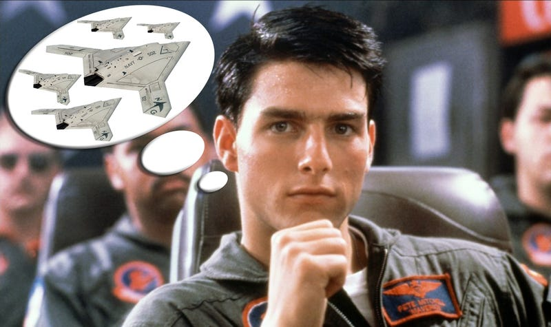 "Illustration for article titled ""Kick The Tires And Light The Fires!"" Top Gun 2 Details Emerge"