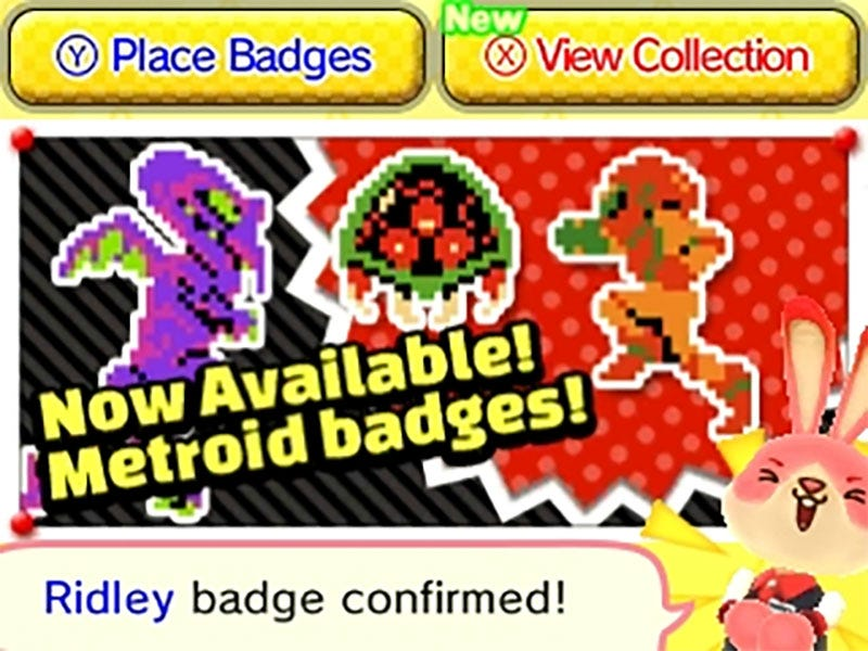 Illustration for article titled Ridley (Badge) Confirmed