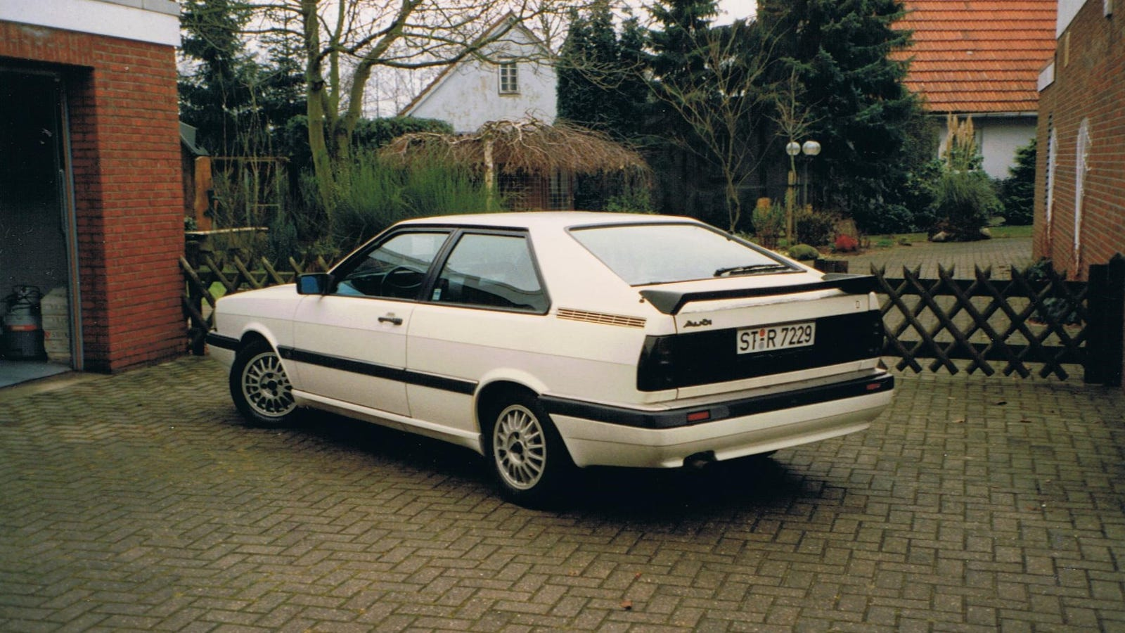 1987 Audi Coupe Gt New Car Reviews And Specs 2018 Les