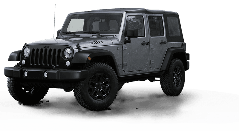 jeep brings the willys name back. Black Bedroom Furniture Sets. Home Design Ideas
