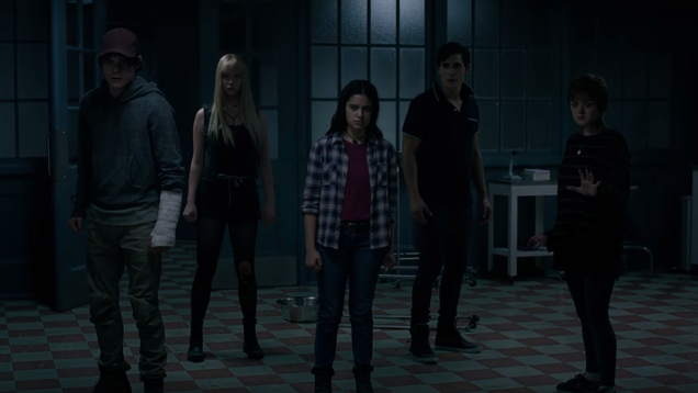 The New Mutants Trailer Reintroduces Us to X-Gene Horrors