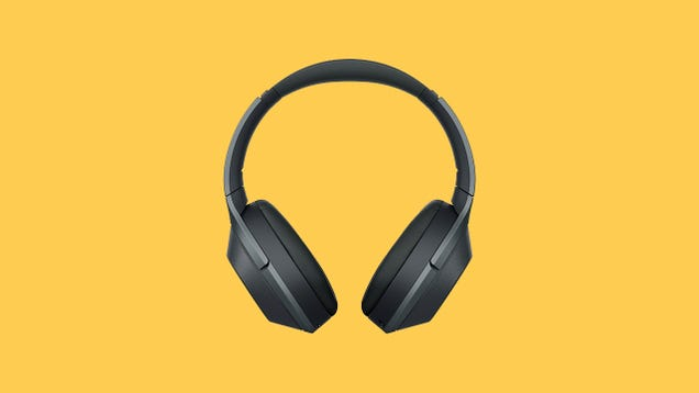 Sony s Excellent Noise-Cancelling Headphones Have Some New Tricks