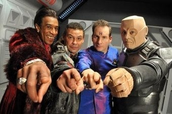 Illustration for article titled Red Dwarf to return for a new series