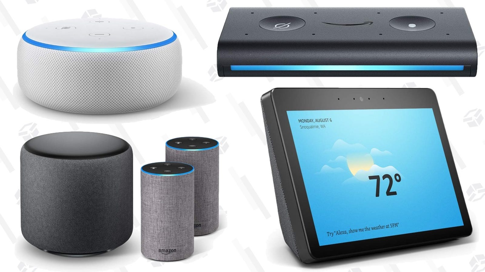 Amazon's Got a Bunch of New Toys, and You Can Order Them Now [Updating]