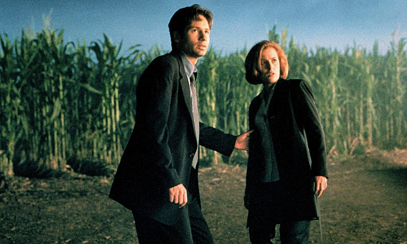 Illustration for article titled The X-Files Will Return This January
