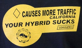 Illustration for article titled California's HOV Program Closed, Ed Begley Jr. To Cut A Bitch