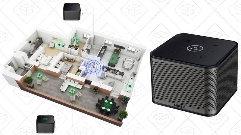 Aukey AudioLink Speaker | $72 | Amazon | Promo code AUKEYSA6