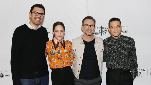 The final season of Mr. Robot will be one big Christmas special
