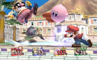Illustration for article titled The Super Smash Bros. Mod That Looks Backward