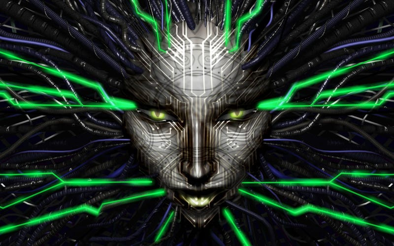 System Shock 2 Has Been Getting New Patches For Years, Based On The Work Of A Fan Nobody Can Find