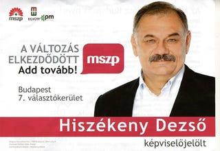 Illustration for article titled Szorul a hurok Hiszékeny Dezső körül