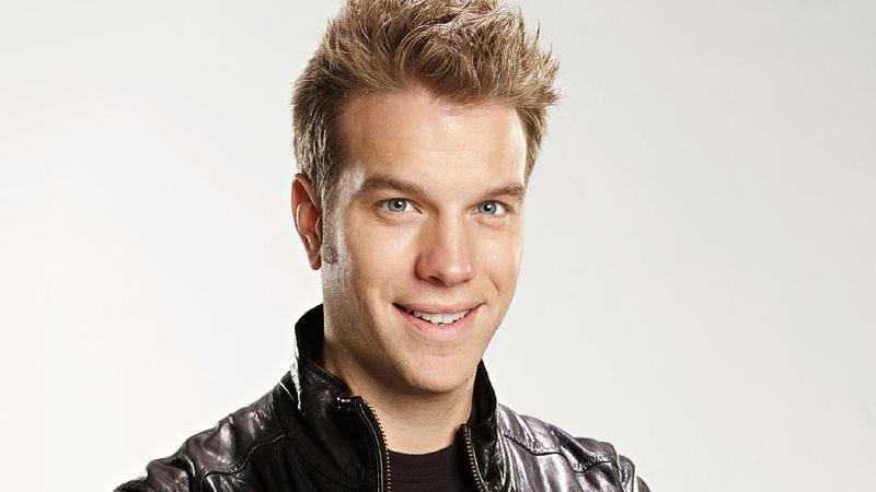 Illustration for article titled Anthony Jeselnik on roasting, ripping off Jack Handey, and giving the devil his own TV show