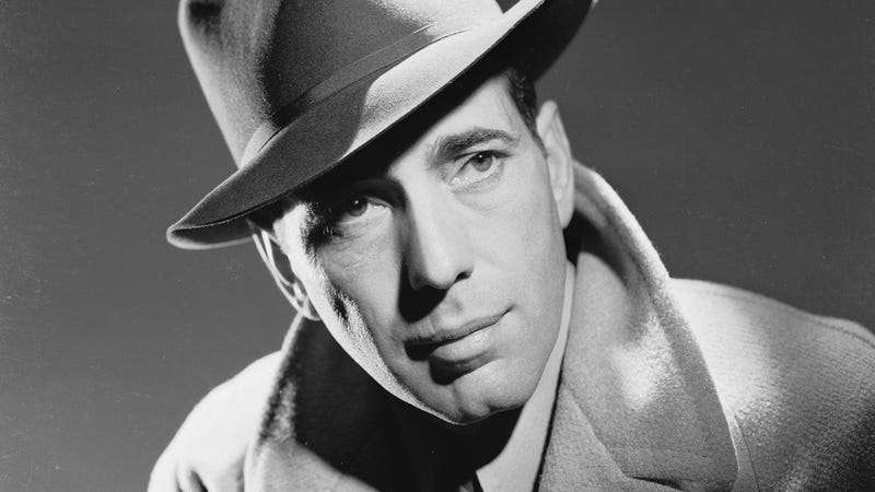 Illustration for article titled Ah, Humphrey Bogart—Simply Fantastic. A Class Act!