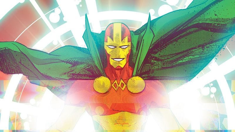 Mister Miracle (Cover: DC Comics)
