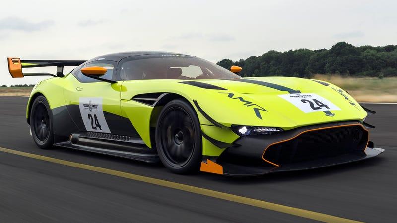 All images via Aston Martin