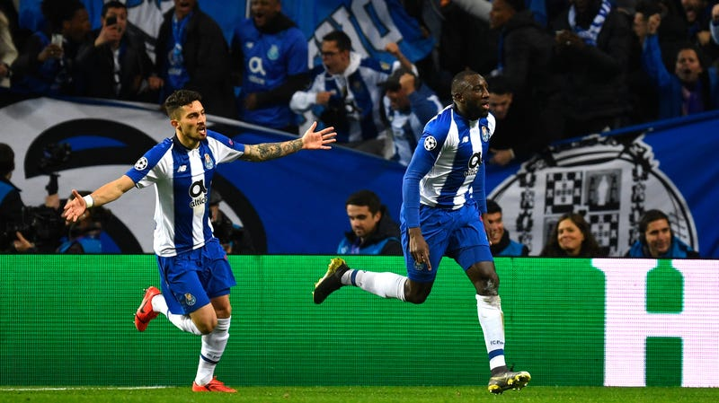 Porto And Roma Had A Banger While No One Was Watching