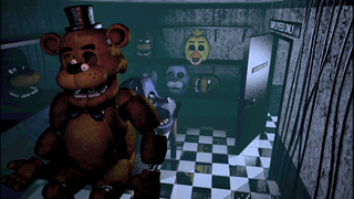 <i>Five Nights at Freddy's</i> Creator Responds To Haters In The Best Way