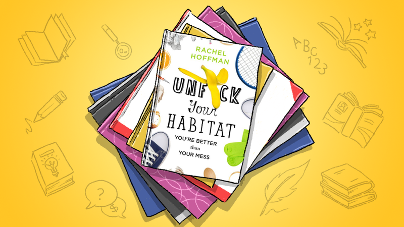Illustration for article titled Unf*ck Your Habitat Got Me to Finally Start Cleaning My House