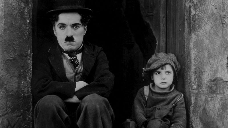 Image of the movie The Kid by Charlie Chaplin