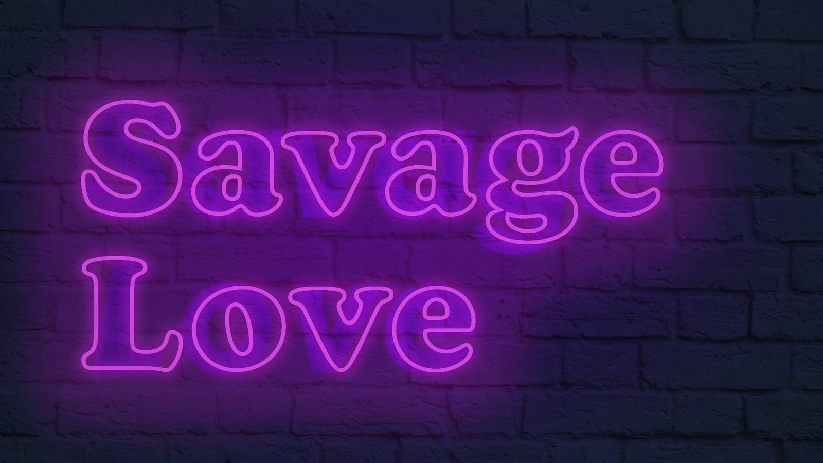 In This Weeks Savage Love Loving Lesbians-7278