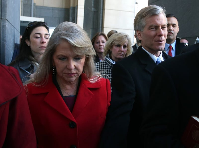 Illustration for article titled Bob McDonnell's Daughter Flips Mom The Bird in Letter to Judge