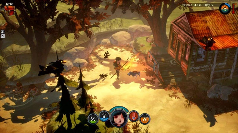 The Flame in the Flood | $7 | Amazon
