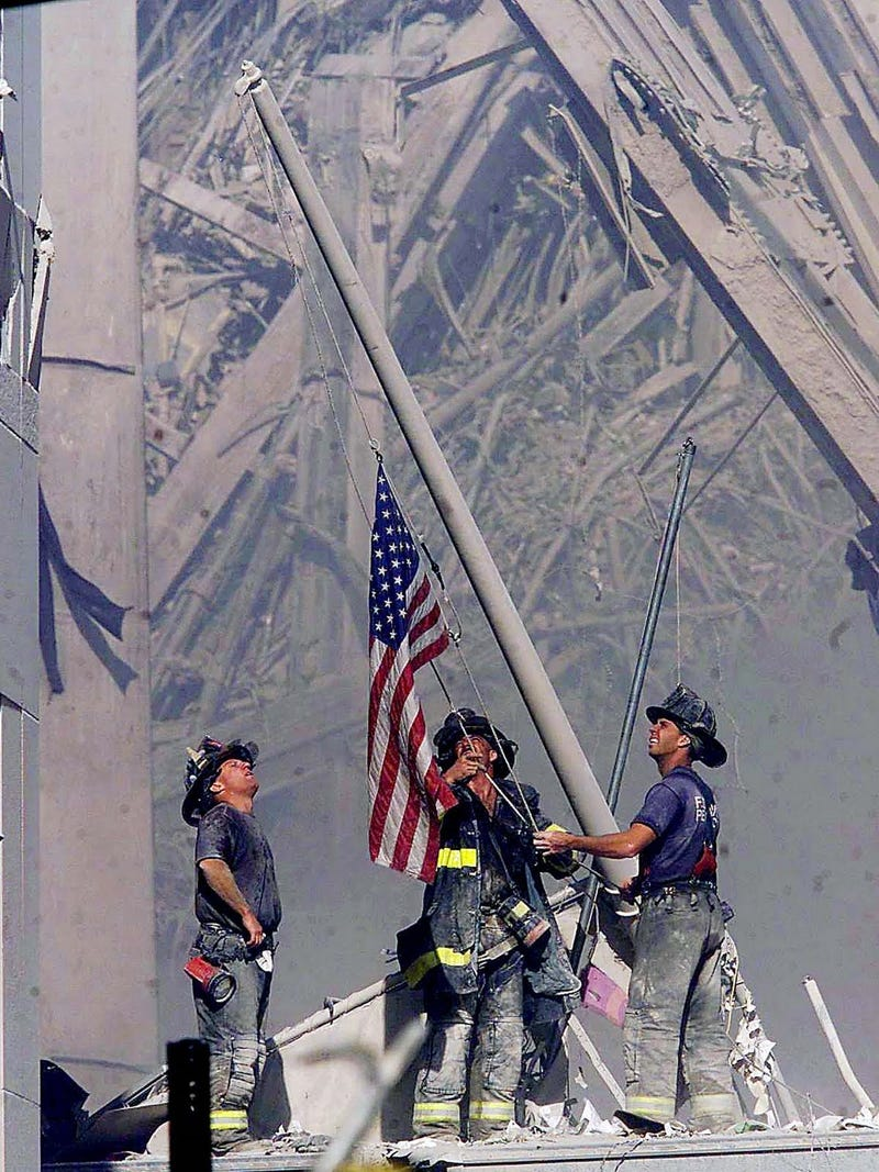 Illustration for article titled 9/11 - Where Were You
