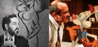 Illustration for article titled This Early Take on Who Framed Roger Rabbit Never Made It To the Theater