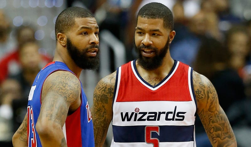 6be16b31905 Marcus Morris Denies That He Is Impersonating His Twin Brother On ...